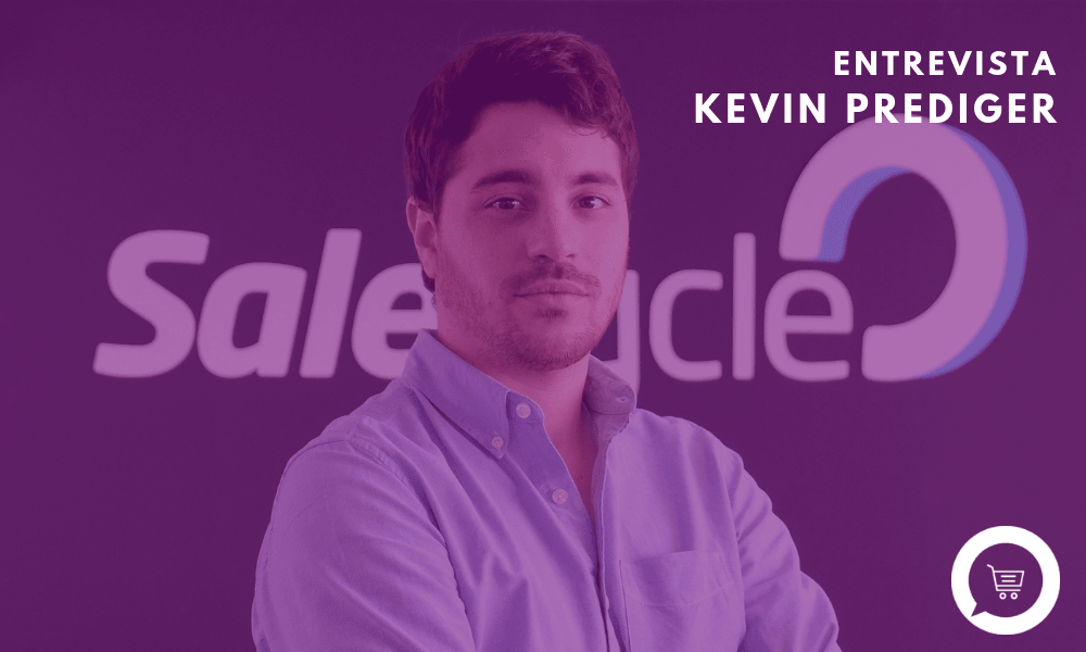 Kevin Prediger (Salecycle): « El marketing comportamental nos permite identificar y re-contactar con aquellos que abandonan la compra »